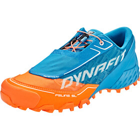 Dynafit Feline SL Zapatillas Hombre, shocking orange/methyl blue